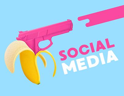 Social Media for BobMedia