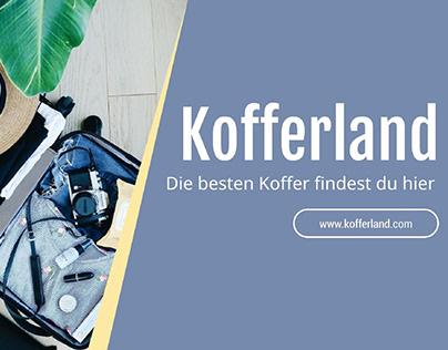 Kofferland - Die BESTEN Tipps & Produkte für DEINE Reis