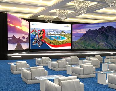 Mandiri E-Money Launching 2021