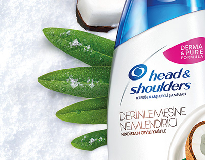 Head & Shoulders Kış Kampanyası