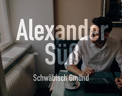 Alexander Süß