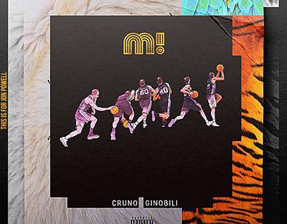 CRUNO GINOBILI by M!