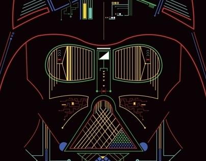 Darth Vader: HIS INSIDE