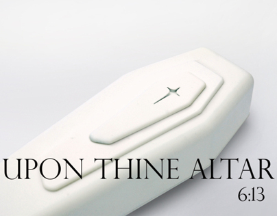 Upon thine altar * 6:13