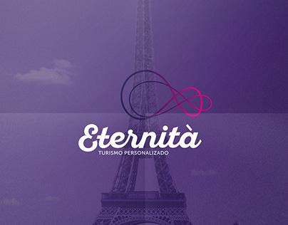 Eternità - Branding project and digital marketing