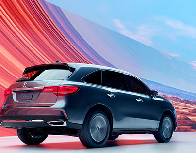"Acura ""By Design"" Campaign"