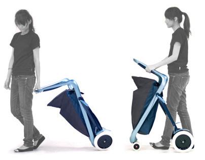 EmpathiK: mobility aid for seniors