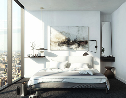 Melbourne Tower - Bed Room 1