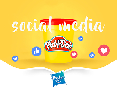 Play-Doh | Social Media