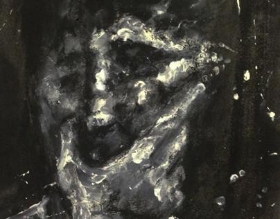 Mediated Self Portrait Series
