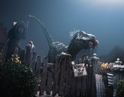 Beware of Dino
