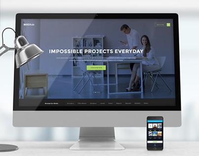 Responsive Showcase Creator - Web Hero