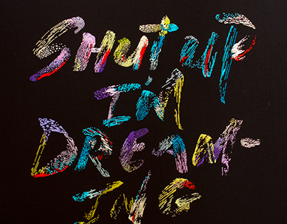 Shut Up I'm Dreaming