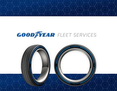 Goodyear Fleet Services APP