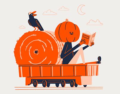 Halloween Hell Train