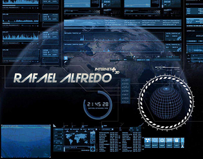Rafael Alfredo | Hiperflash - Internet + 3D