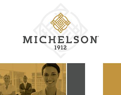 Michelson Premade Logo Design