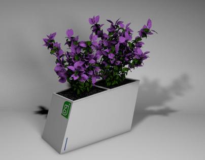 Self-Sustaining Planter