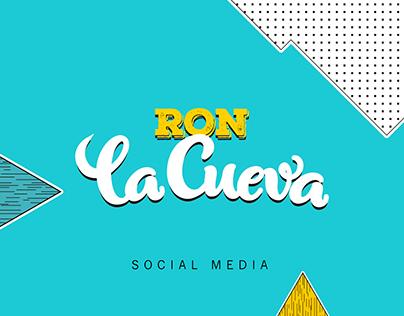 RON LA CUEVA SOCIAL MEDIA
