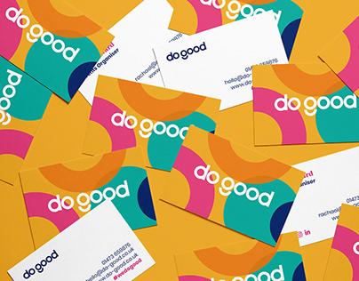 Do Good Networking | Brand Identity