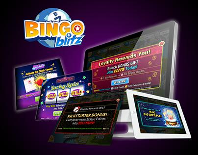 Promotions for Bingo Blitz (Playtika)