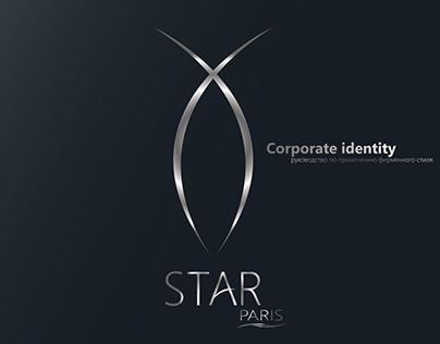 "Corporate identity ""8 Star""."