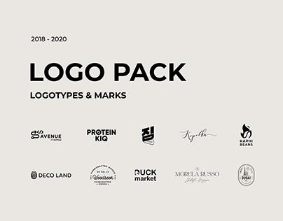 Logo Pack | 2018-2020
