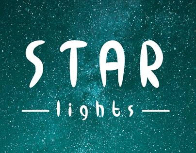 Starlights Album Cover