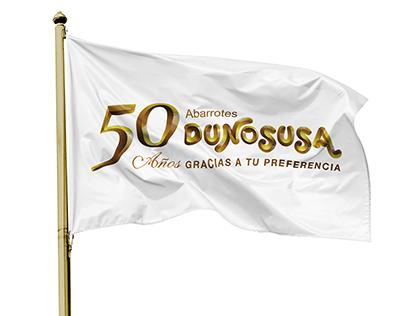 50 Aniversario Dunosusa