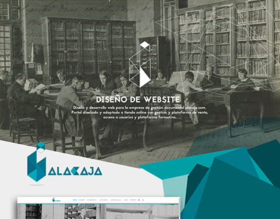 Copy of Diseño Website Alacaja.com
