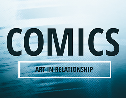 Comics: Art in Relationship