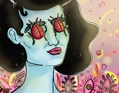 Beetle Eyes