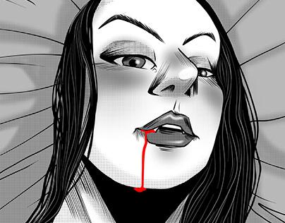 Tehuana vampiro