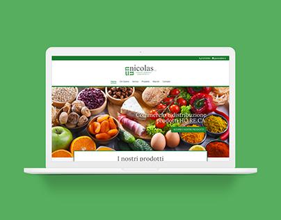 NicolasSRL.it - Website