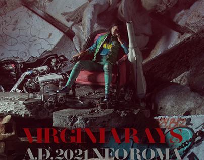 VIRGINIA RAYS - A.D. 2021 NEO ROMA