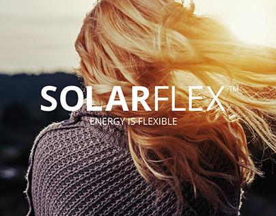 LOGOTYPE: SOLARFLEX