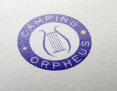 Camping Orpheus, Logo Design