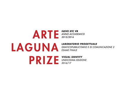 Visual Identity - Arte Laguna Prize