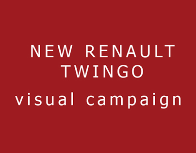 NEW RENAULT TWINGO launch