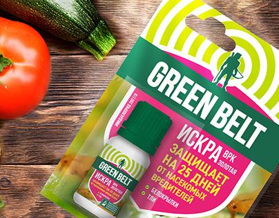 Green Belt – on guard of your garden.
