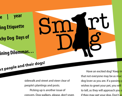 Smart Dog Newsletter