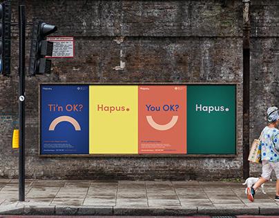 NHS Wales Mental Wellbeing Service: Hapus