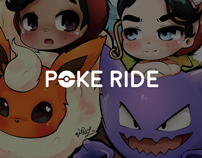 POKE-RIDE (PERSONAL GALLERY)