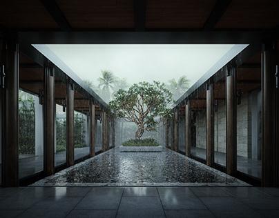 Inhouse Work | Rainy days