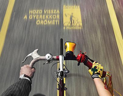 Ride to Work!  /  Bringázz A Munkába!
