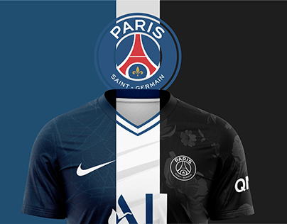 Paris Saint Germain (PSG) Concept Kits
