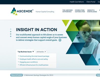 Ascende Rebrand