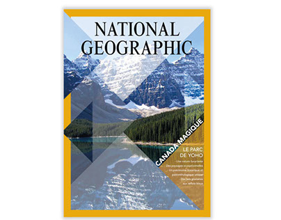 Magazine National Geographic