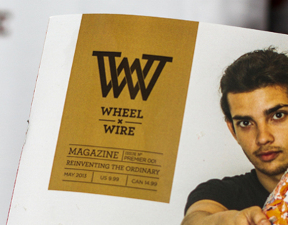 WheelxWire Publication and Booth Exhibit