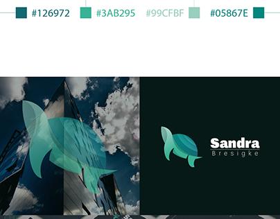 """Logo Design """"Sandra"""""""